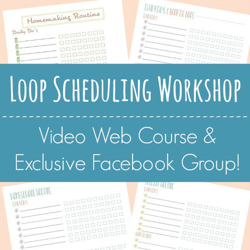 Loop Scheduling Workshop