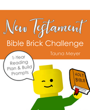 New Testament Bible Brick Challenge
