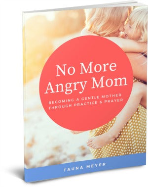 No More Angry Mom