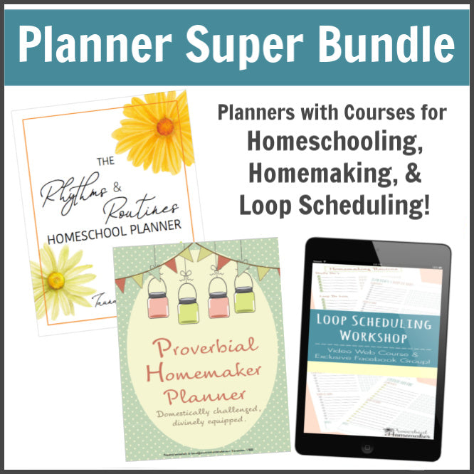 Planner Super Bundle