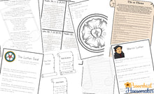 Reformation Day Printable Pack