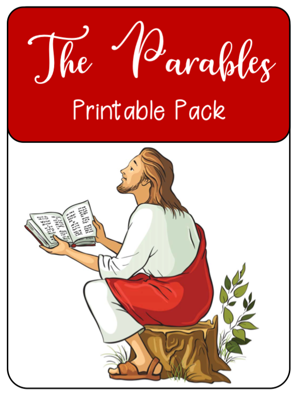 Parables of Jesus (Vol. 1)