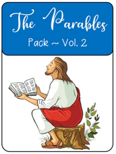 Parables of Jesus (Vol. 2)