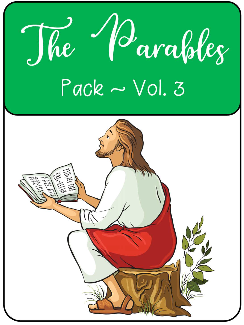 Parables of Jesus (Vol. 3)