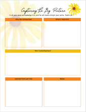 Rhythms & Routines Homeschool Planning System