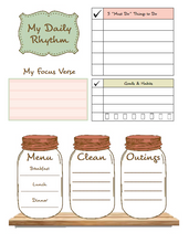Proverbial Homemaker Planner & eCourse