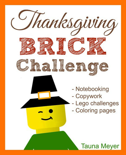 Thanksgiving Brick Challenge