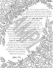 (Pack 10) James Scripture Challenge (James 5:1-6)