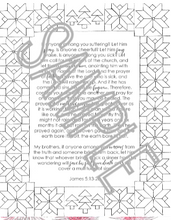 (Pack 12) James Scripture Challenge (James 5:13-20)