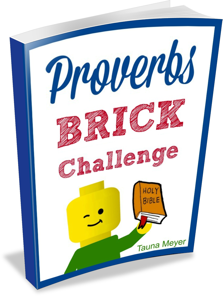 Proverbs Brick Challenge & Learning Pack