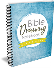 Bible Drawing Notebook (New Testament)