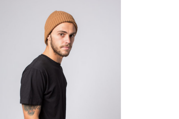 Ethical + Eco Gift Guide for Guys - Krotchet Kids Beanie