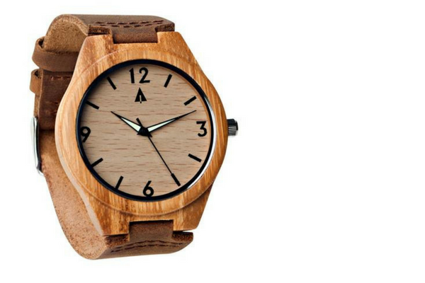 Ethical + Eco Gifts for Guys - Treehut Watch