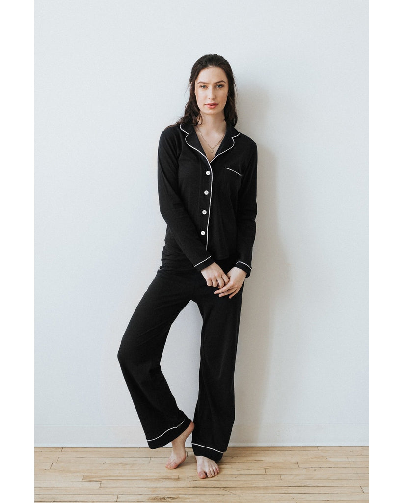 Bella PJ's - Black *Only L left! FINAL SALE*