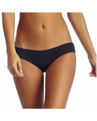 Black Adriana Hipster Bottoms *Only XS + L left!*