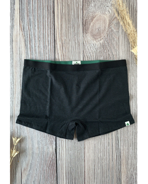 3-pack Hemp Long Boyshort Undies