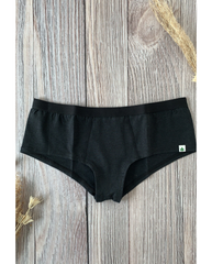 6-pack Hemp Hipster Boyshort Undies