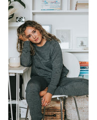 Almost as Sustainable As Being Naked Sweatpants - Grey *FINAL SALE ITEM*