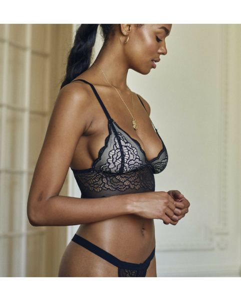 Lima Recycled Lace Bralette