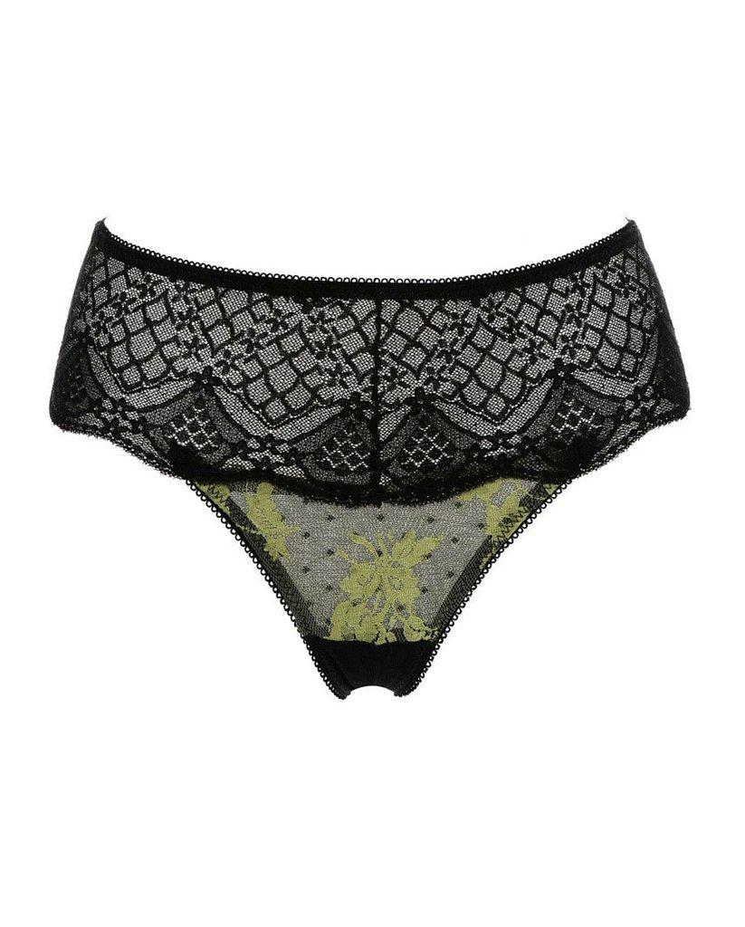 Rita Pistachio French Knickers *Only 1 M left!*