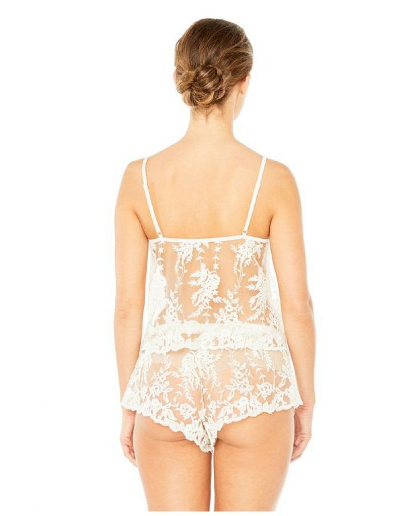 Rosie Lace Tap Shorts