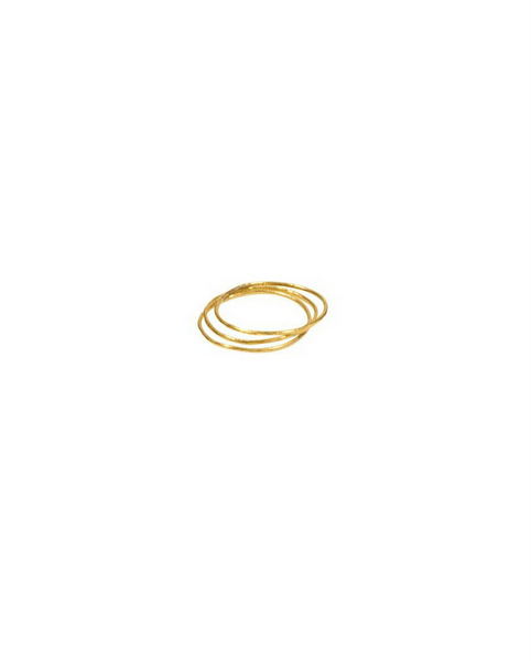 Brass Unity Stacking Rings