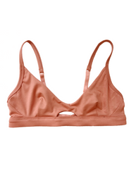 Rozy Bamboo Pink Bralette