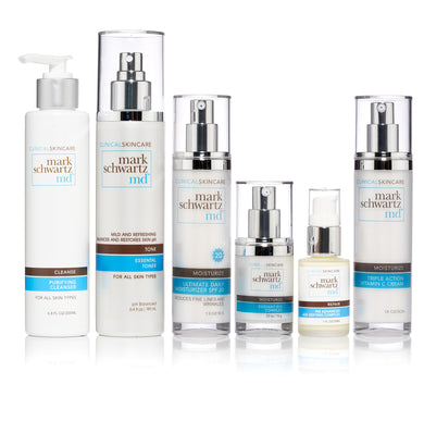 Complete Anti-Aging Kit for Super-Sensitive Skin