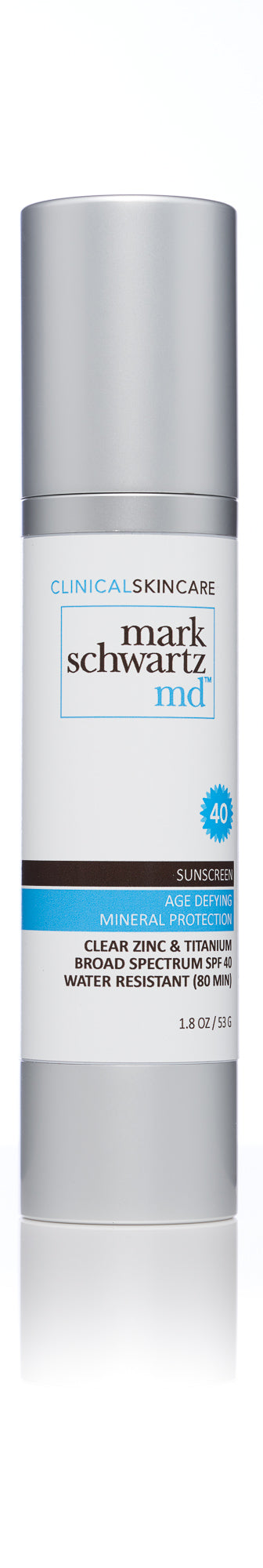 Age Defying Mineral Protection SPF 40 Facial Sunscreen