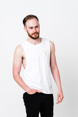 Blitz Pocket Logo Sleeveless