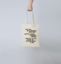 Global Fight - Organic Tote Bag
