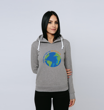 Load image into Gallery viewer, People And Planet - Ladies' Hoodie
