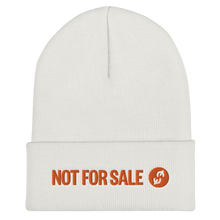 Official Not For Sale - Unisex Cuffed Beanie
