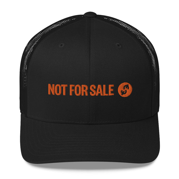 Official Not For Sale - Trucker Cap