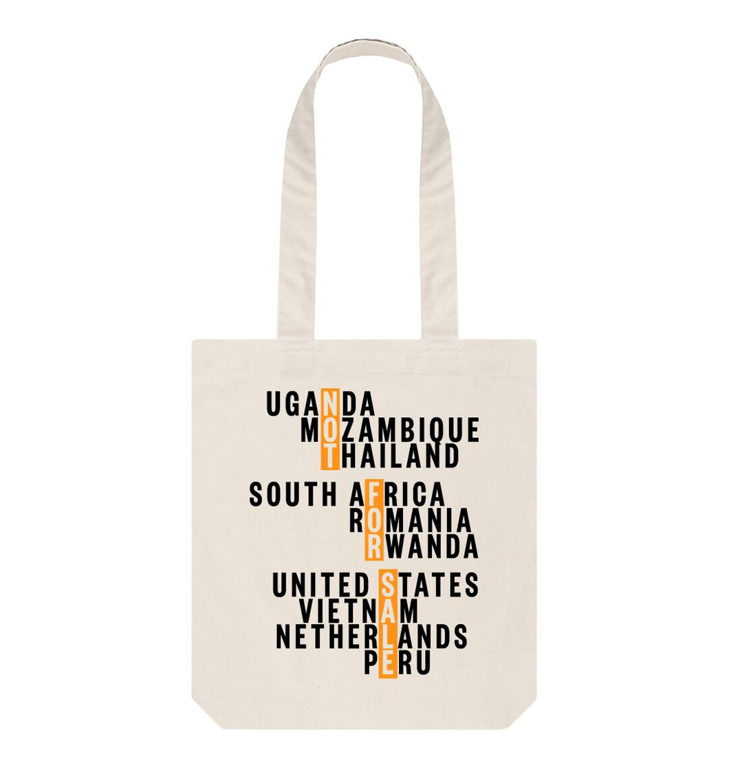 Natural Global Fight - Organic Tote Bag
