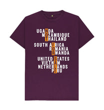 Purple Global Fight - Men's Tee