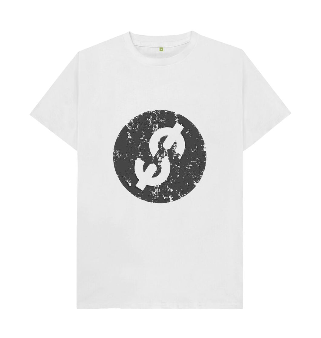 White Break The Chain - Men's Tee