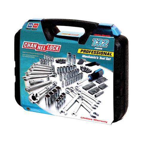 Chanellock 39067, 132 Piece Mechanic Tool Set