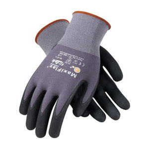 ATG 34-874  MaxiFlex Ultimate - Nylon, Micro-Foam Nitrile Grip Gloves