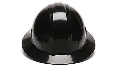 Pyramex HP24111 SL Series Full Brim Style 4 Point Ratchet Suspension Hard Hat