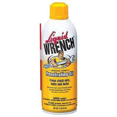 Liquid Wrench  L1-12 Super Lubricant 11 0Z
