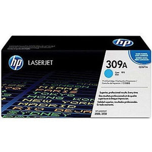 HP Q2671A New in Factory Seald Box HP 309A Cyan Toner Cartridge