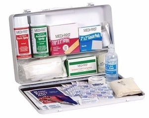Medique 807M1 Large Vehicle First Aid Kit, Filled, New, Free Shipping