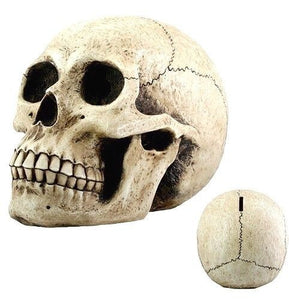 YTC Summit, 8146 Skull Head Money Bank Use Your Head Save Some Money