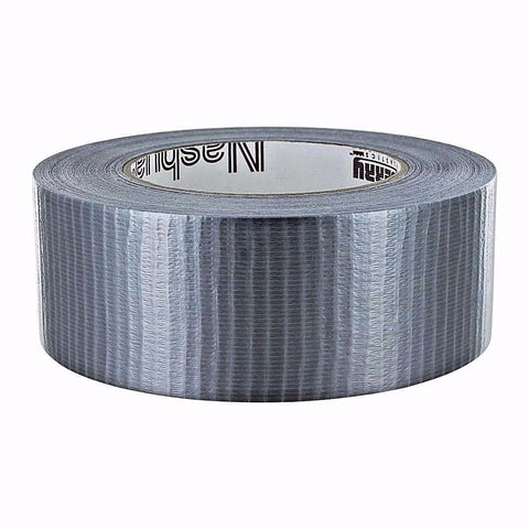 Nashua 307 Utility Grade Duct Tape 48MMX27M - Silver Sold By The Roll