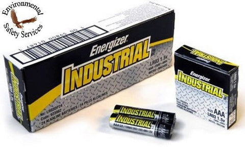 Energizer EN92 Industrial AAA Batteries 24/Pack