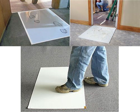 Valutek Cleanroom Adhesive / Sticky / Tacky Mats,