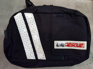 LA Rescue LA8710 EMS Side Mate  EMT Response Fanny Pack