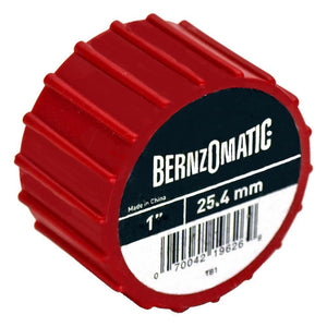 "Bernz-O-Matic TB1 1"" Wire Pipe-Tubing Cleaner"