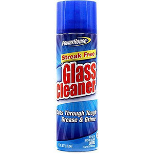 PowerHouse 73564P Streak Free Glass Cleaner  16 OZ Sold By The Each